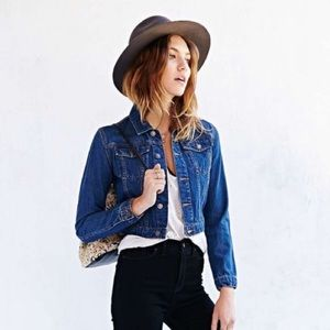 Urban Outfitters Jackets & Coats - Urban Outfitters BDG Cropped Denim Jacket